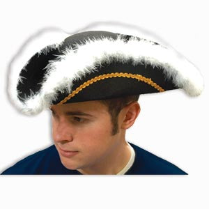 Tricorn with Trim