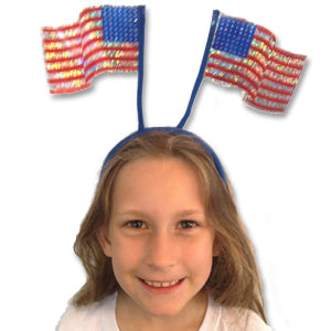 USA Flag Boppers *DS*