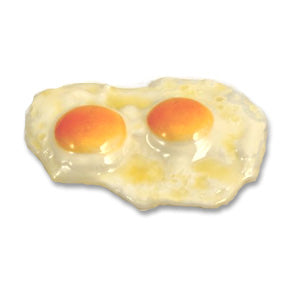 Eggs Sunny Side Up