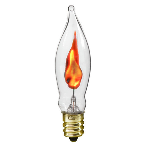 Chandelier Bulb Flicker Flame