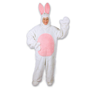 Bunny Suit With Hood