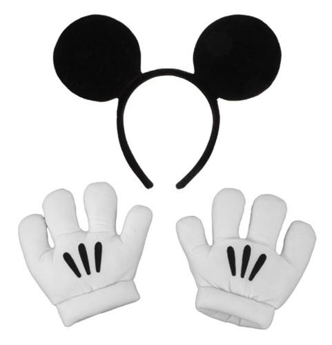Mickey Mouse Ears and Hands