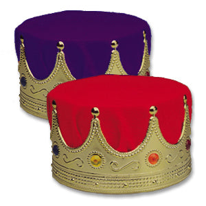 Jewel King Crown with Insert