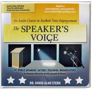 The Speaker's Voice