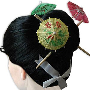 Fancy Geisha