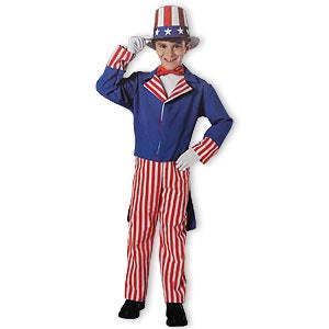 Child Uncle Sam *DS*
