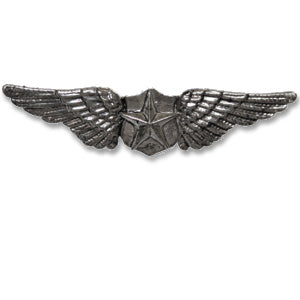 Pilot Wings Pin