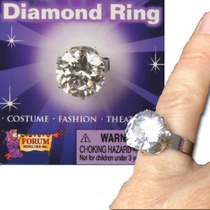 Large Diamond Bling Ring