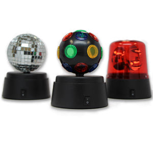 Mini Disco Party Lights