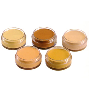 Media Pro HD Mellow Yellow̠ Creme Concealer - Ben Nye .3oz