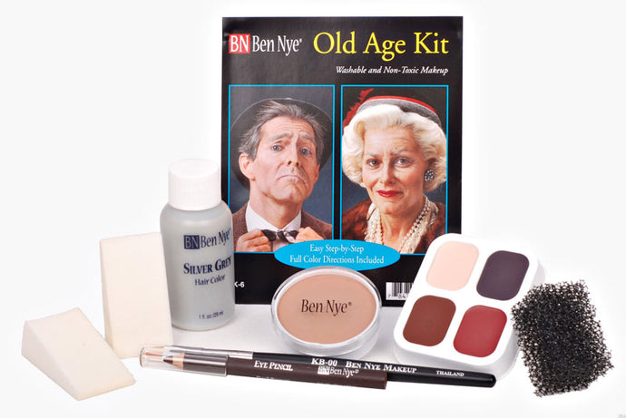 Old Age Kit Ben Nye