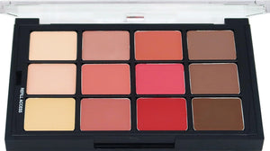 Ben Nye Studio Color Blush + Contour Palette