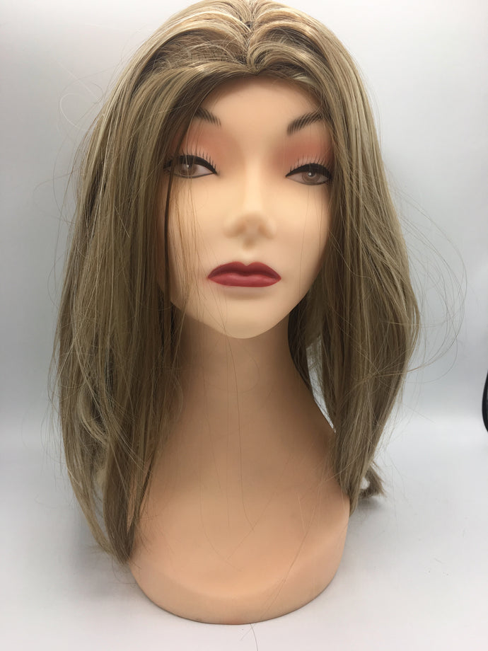 Shoulder Length Bob Wig (2 Colors)