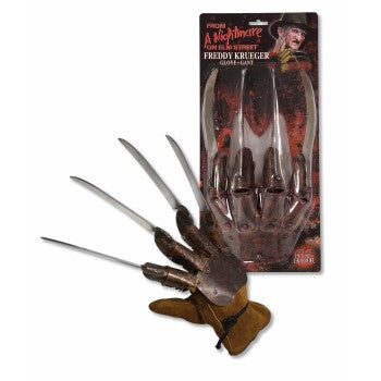 DELUXE FREDDY ADULT GLOVE LICENSED