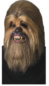 Chewbacca Adult Mask