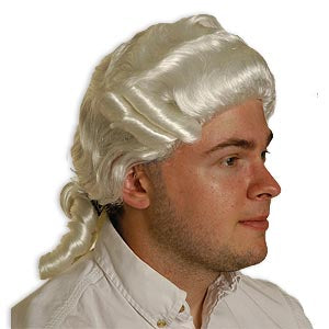 Colonial Man Wig  (Better)