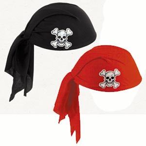 Pirate Scarf Hat