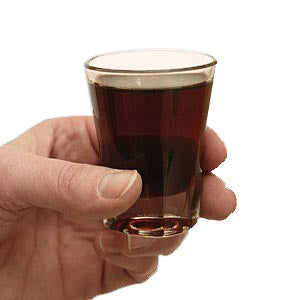 Bourbon Shot Glass