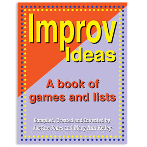 Improv Ideas Book & CD