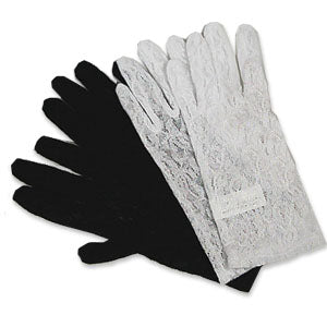 Lace Gloves:Wrist