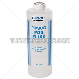 Rosco Fog Fluid: 1L