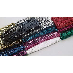 Sequin Mesh Cloth *DS*