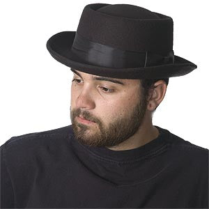 Deluxe Pork Pie Hat