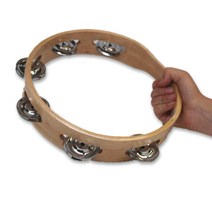 Wood Tambourine w/out Head