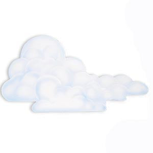 Cloud Cutout