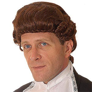 Colonial Man Wig (Best)