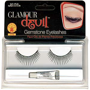 Gemstone Eyelashes