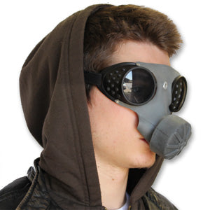 Gas Mask Goggles