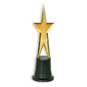 Awards Night Star Statue