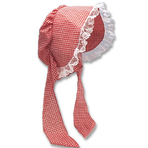 Gingham Bonnet