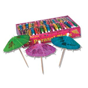 Parasol Party Picks
