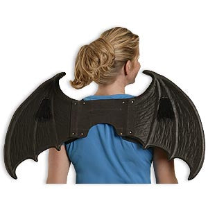 Rubber Bat Wings