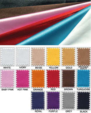 Stretch Satin Fabric