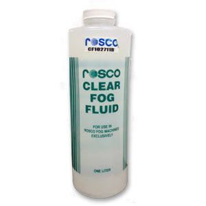 Clear Fog Fluid: 1L
