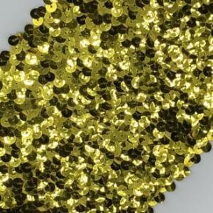 "4 3/4"" Stretch Back Sequin Trim"