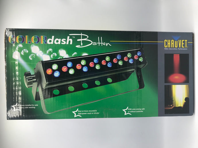 Chauvet color dash batten light