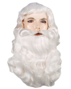 Bargain Santa Wig and Beard