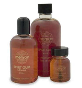 Spirit Gum Liquid Adhesive by Mehron