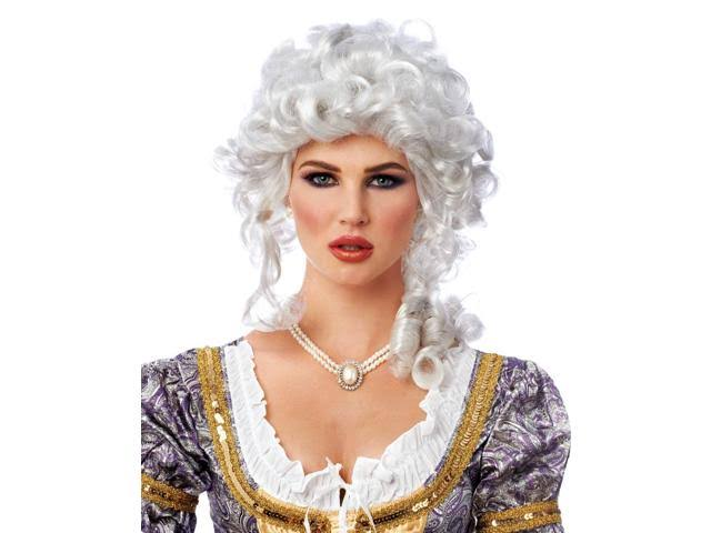 French Queen Wig