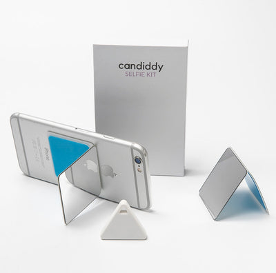Candiddy Selfie Kit + Extra Pad