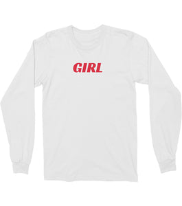 GIRL Long Sleeve