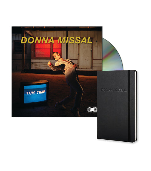 SKYLINE CD Bundle W/ Signed Notebook (Limited Quantities)