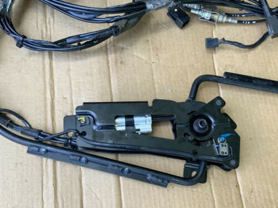 06-09 Pontiac G6 Convertible Hydraulic Pump Motor w/Complete Lines Cylinders OEM - rightchoiceautoparts