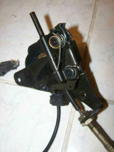 98-05 C70 Volvo Convertible Soft Top Tonneau Roof Motor Assembly OEM - rightchoiceautoparts