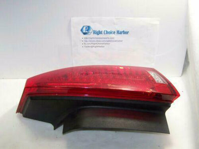 08-13 Cadillac CTS Taillight Tail Light Right RH Passenger OEM - rightchoiceautoparts