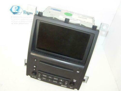 08-09 Cadillac STS GPS Navigation Radio 6 Disc CD DVD Player 86AZKJM843500688 - rightchoiceautoparts